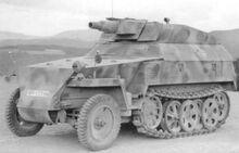 Leichte Schützenpanzerwagen (7,5cm)