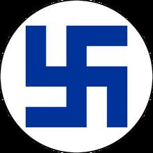 Finland Roundel 1918-1945