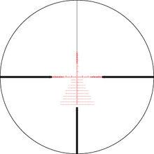 EBR-2C Reticle (MRAD)