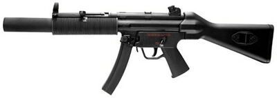 HK MP5SD2