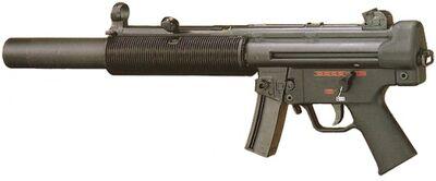 HK MP5SD1