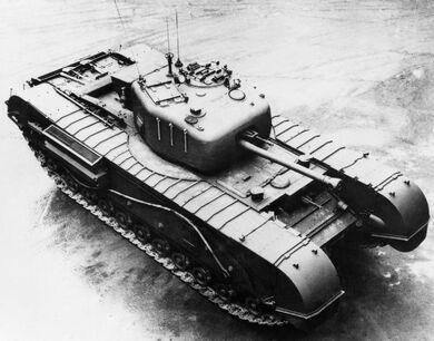Churchill Mk.VI