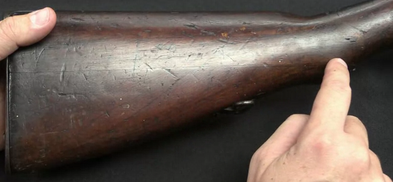 Type 30 Arisaka Stock