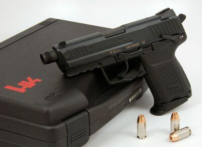 HK45C Threaded