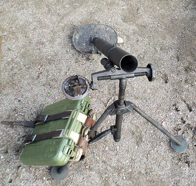 RM-38 Mortar