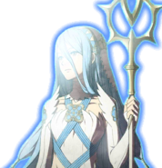 Azura portrait Heirs of Fate