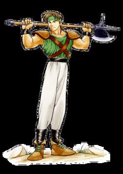 Orsin (Thracia 776 Artwork)