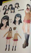 TMS Tsubasa main concept artwork