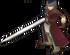 FE10 Tashoria Swordmaster Sprite