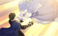 Rinea and Berkut