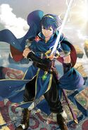 Marth Fire Emblem Monshou No Nazo by Kozaki Yuusuke