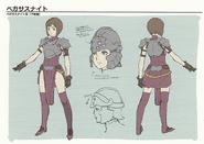 Echoes Pegasus Knight Concept