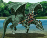Mahter battle (Dragon Knight)