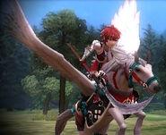 FE14 Sky Knight (Hinoka)