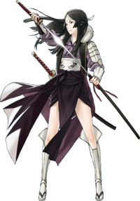 Say'ri (FE13 Artwork)