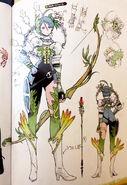 TMS Eleonora (Mirage Master) main concept artwork