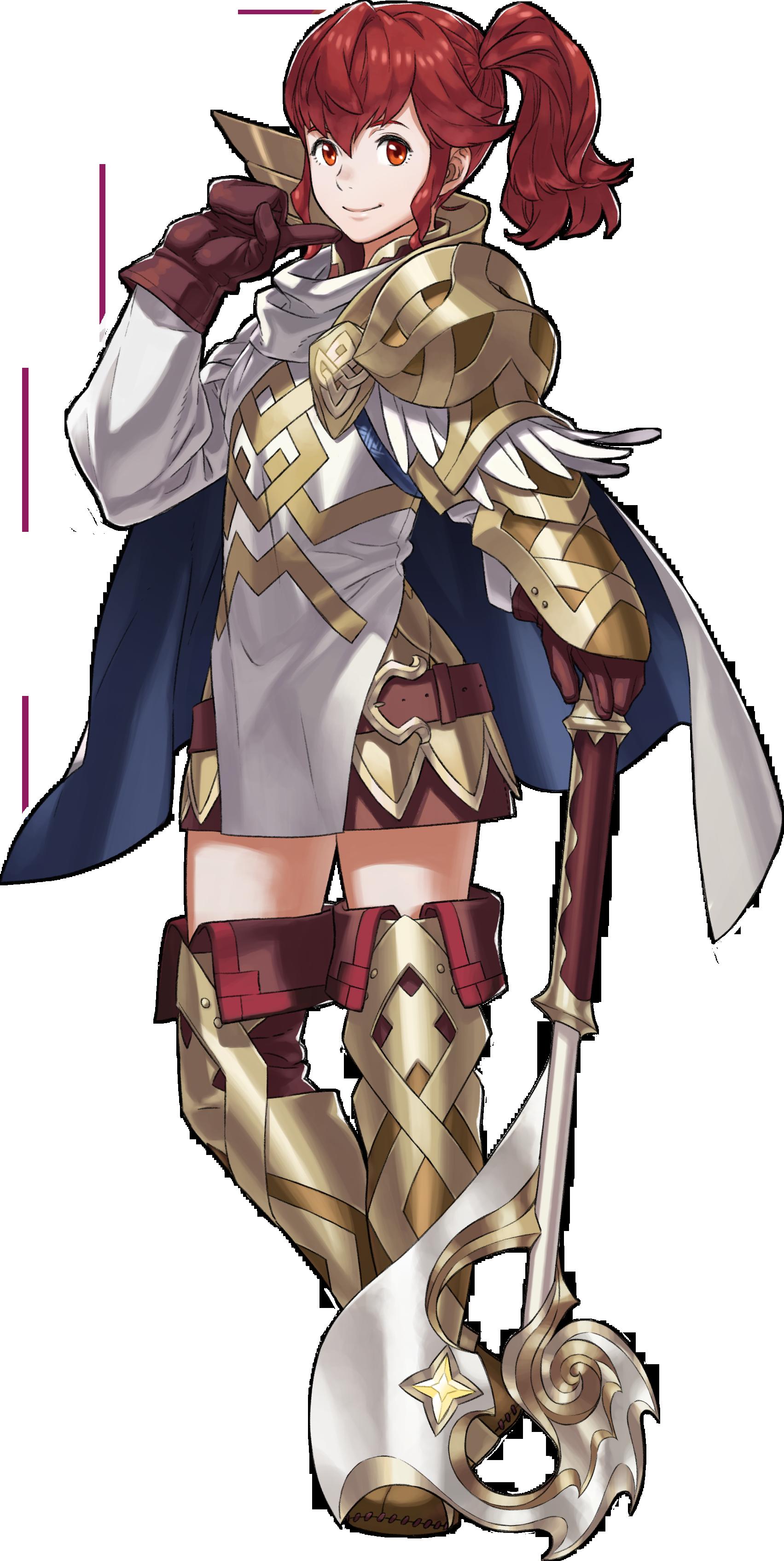 ⓍAnnaⓍ | Fire Emblem Heroes