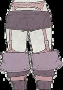 Sumia sketch torso rear