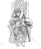 King Chrom doodle