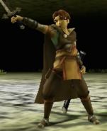 Tobin Mercenary