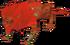 FE10 Skrimir Lion (Transformed) Sprite
