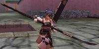 Oboro's Spear