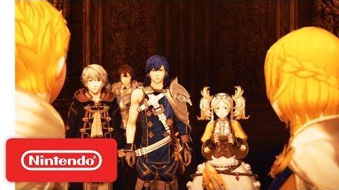Fire Emblem Warriors – Nintendo Switch Trailer – Japan Expo 2017