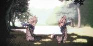Heirs of Fate DLC Kana Rain Art 2