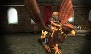 FE13 Griffon Rider (Female Morgan)