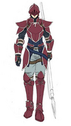 Wyvern Rider concept PoR
