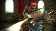 FE13 Falcon Knight (Severa)