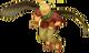 FE9 Janaff Hawk (Untransformed) Sprite