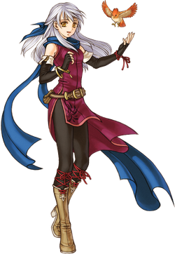 Micaiah (FE10 Artwork)