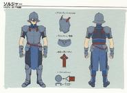 Echoes Soldier Concept