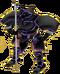 FE9 Kamura Knight Sprite