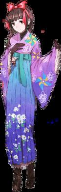 Mamori Minamoto