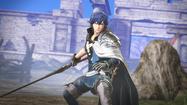 Warriors Chrom Screen 3