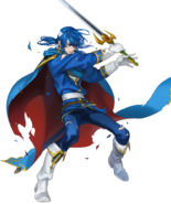 Seliph Damaged