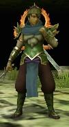 Gray Dread Fighter