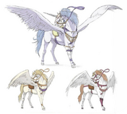 Pegasus concept PoR