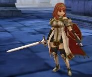 FE15 Princess (Celica)