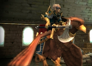 FE13 Griffon Rider (Gerome)