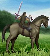 Ruffian battle