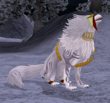 File:FE10 Wolf Queen (Transformed) -Nailah-.png