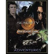 Serenity Adventures cover