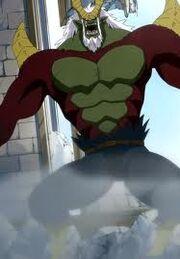 Full body take over-Elfman