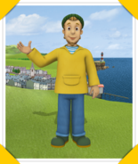 Character-polaroid-large-charlie tcm993-155874