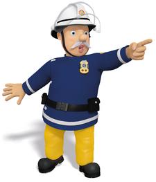 Station Officer Steele Fireman Sam Wiki Fandom Powered
