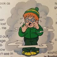 Oh dear! Poor Norman is... Lost in the Fog! (3)