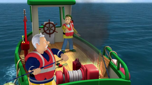 File:Engine fire onboard Charlie's Fishing Boat.jpg